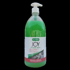 JOY жидкое мыло 1л (зеленое)