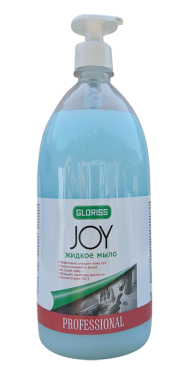 JOY жидкое мыло 1л (голубое)
