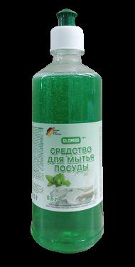 Средство для мытья посуды эко 1л (мята)
