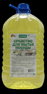 Средство для мытья посуды эко 5л (ромашка)