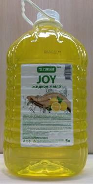 JOY эко жидкое мыло лимон 5л