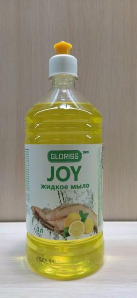 JOY эко жидкое мыло лимон 1л