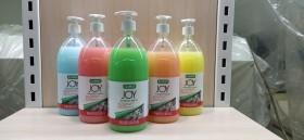 JOY жидкое мыло персиковое 1л