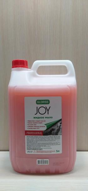 JOY жидкое мыло розовое 5л