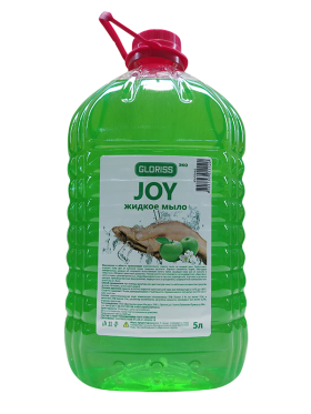 JOY эко жидкое мыло 5л (яблоко)