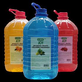 JOY Ординарное жидкое мыло 5л (вишня)