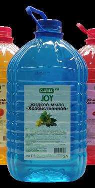 JOY Ординарное жидкое мыло 5л (виноград)